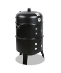 3 in 1 Charcoal BBQ Smoker