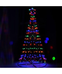 LED Christmas Tree - 2.1m