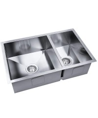 Stainless Steel 1.5  Kitchen Laundry Sink - 715 x 450 mm