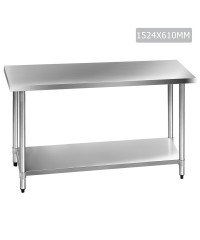 Stainless Steel Bench - 1524mm