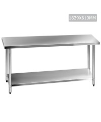 Stainless Steel Bench - 1829mm