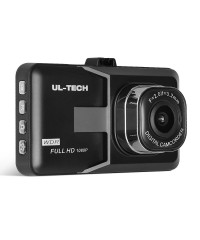 3 Inch Touch Screen Dash Cam - Black
