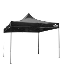 3 x 3M Outdoor Gazebo - Black