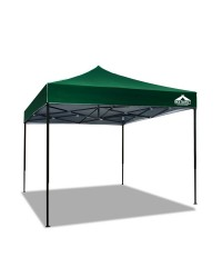 3 x 3M Outdoor Gazebo - Green