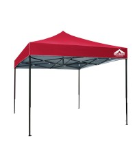 3 x 3M Outdoor Gazebo - Red