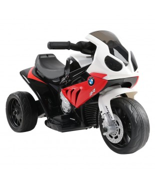 BMW Motorbike Electric Toy - Red