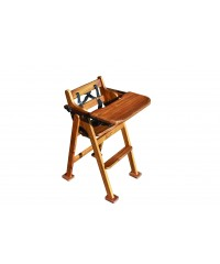 Baby High Chair - Acacia