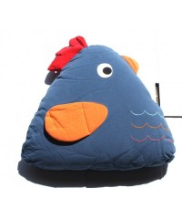 Chick Cushion - Blue
