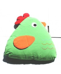 Chick Cushion - Green