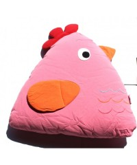 Chick Cushion - Pink