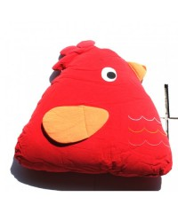 Chick Cushion - Red