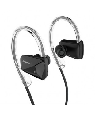 Simplecom NS200 Bluetooth Neckband Sports Headphones with NFC - Black