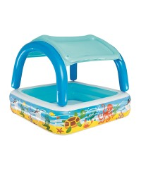 Bestway Inflatable Kids Canopy Swimming Pool