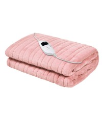 Electric Throw Blanket - Pink