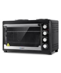 60L Electric Convection Oven with Hotplates