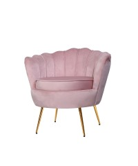 Accent Armchair - Pink