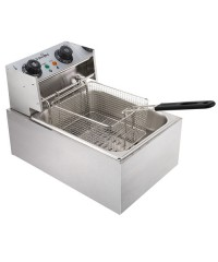 5-Star Chef Single Deep Fryer