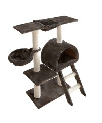 Cat Scratching Pole - Grey