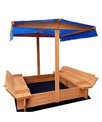 Children Canopy Sand Pit
