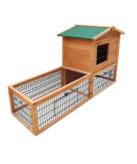 Double Storey Pet Hutch