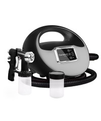HVLP Spray Tan Machine 700W - Black