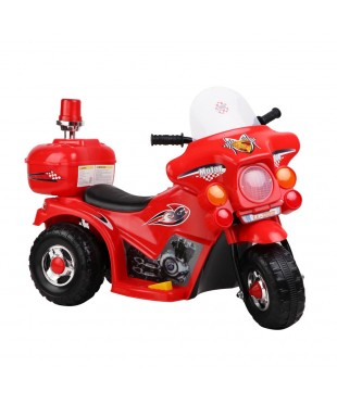 Kids Ride on Motorbike - Red