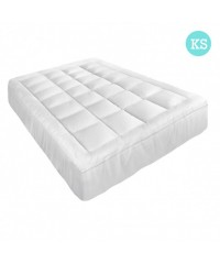 Mattress Topper Memory Resistant - King Single