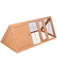 Rabbit Chicken Guinea Pig Triangle Pet Bed Hutch